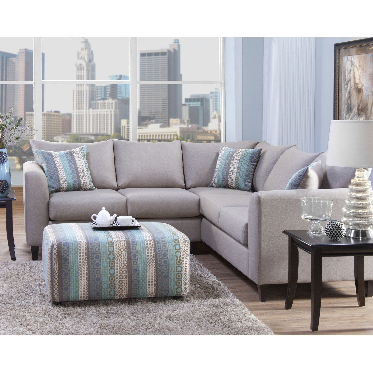 Latest Free Shipping! Shop Wayfair For Serta Upholstery Sectional – Great With Wayfair Sectional Sofas (View 3 of 15)