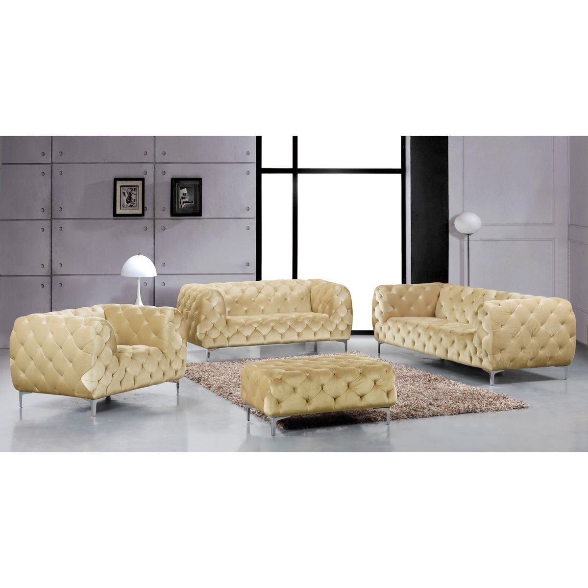Latest Kijiji Kitchener Sectional Sofas Inside Furniture : Green Tufted Chaise Lounge Furniture Making Ottawa (View 4 of 15)