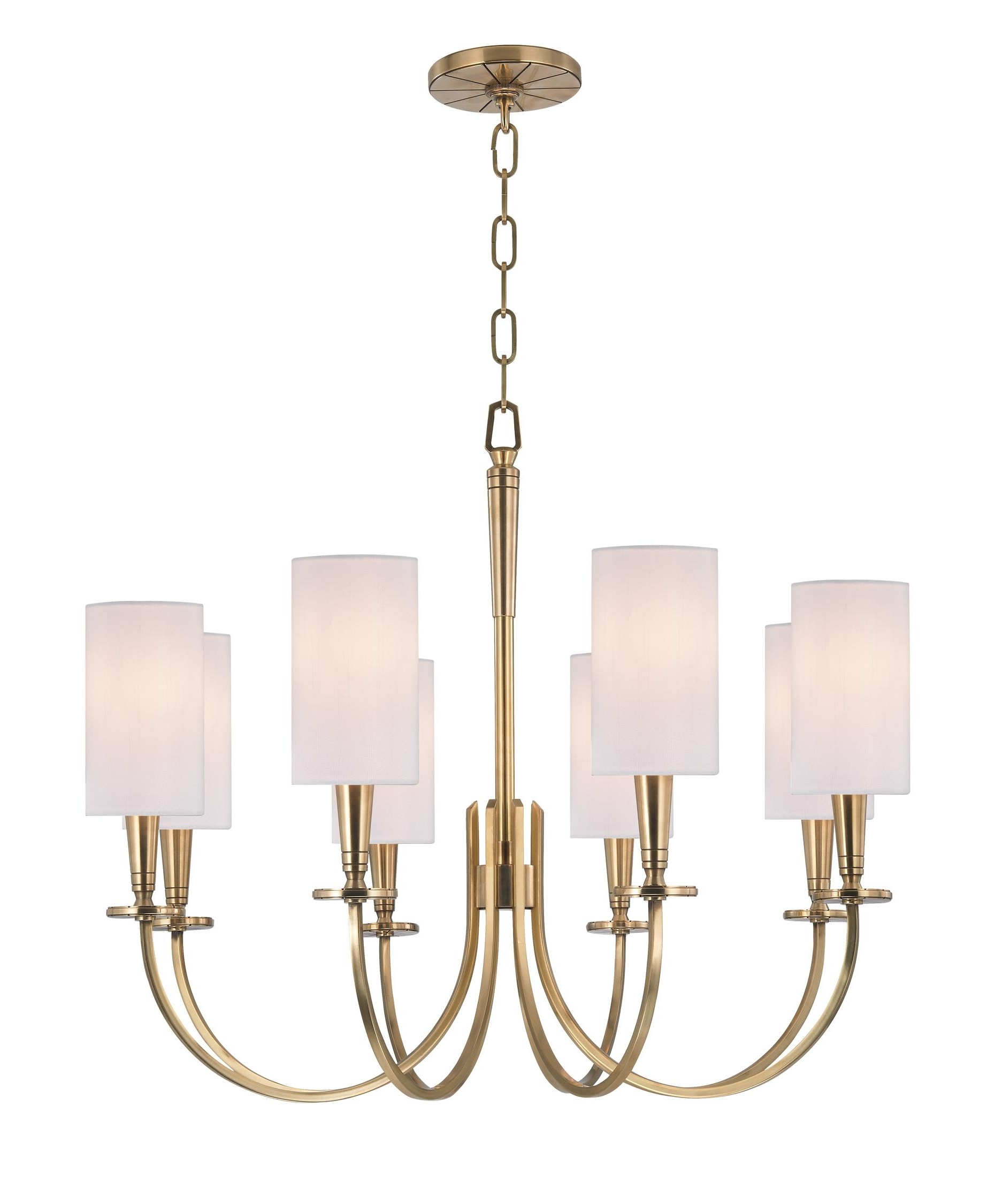 Latest Light : Agb Hudson Valley Chandelier Lighting Wall Sconces Shown In Within Antique Mirror Chandelier (View 8 of 15)