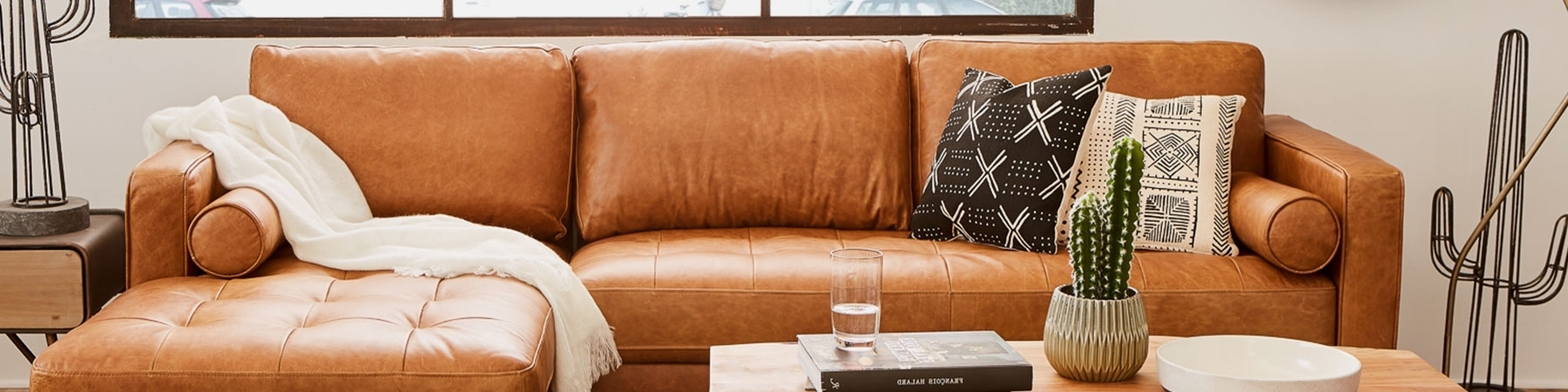 Latest Modern Sectional Sofas – Modular Leather Couches (View 15 of 15)