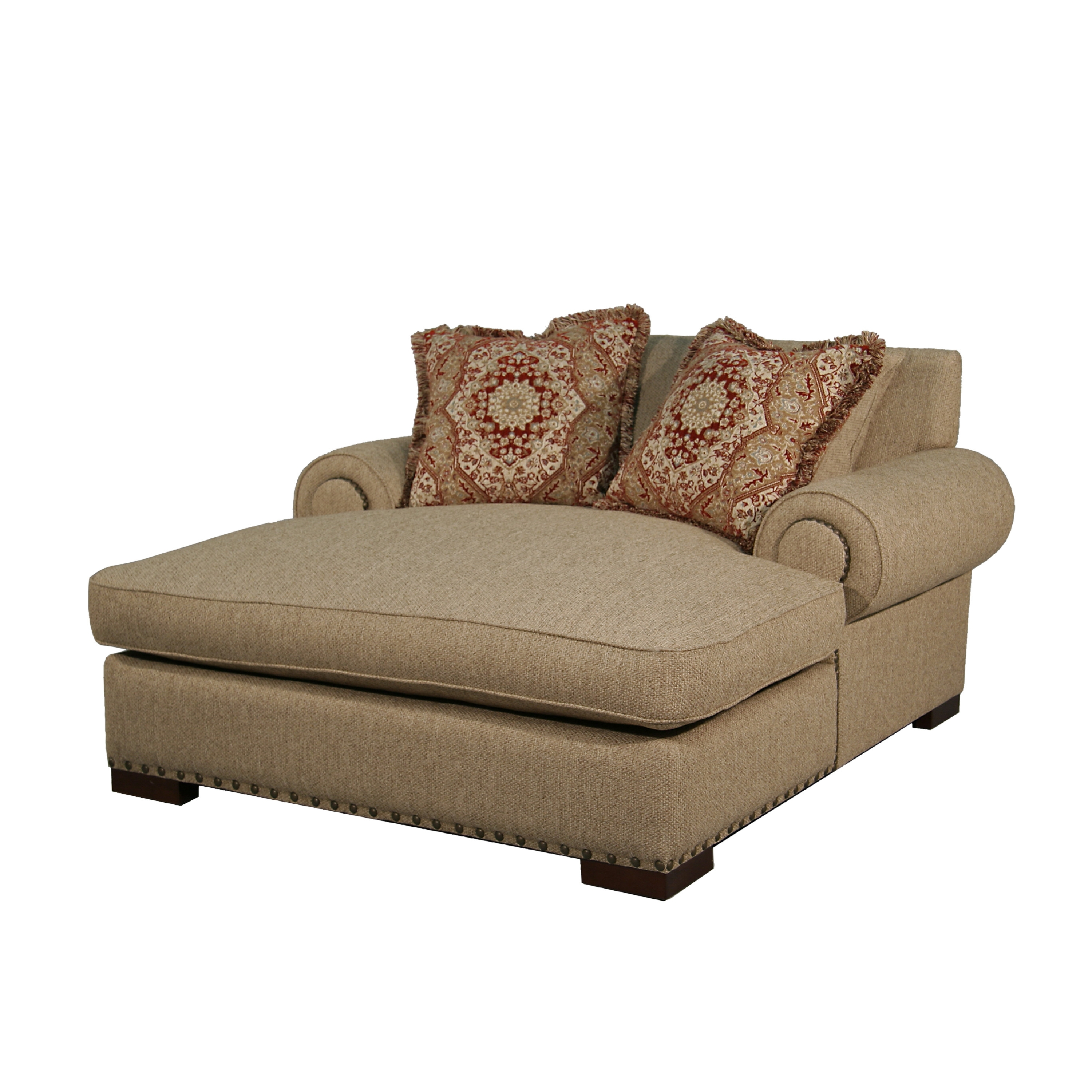 Latest Outdoor Double Wide Chaise Lounge Indoor Chair With Remodel 12 Throughout Wide Chaise Lounges (View 3 of 15)