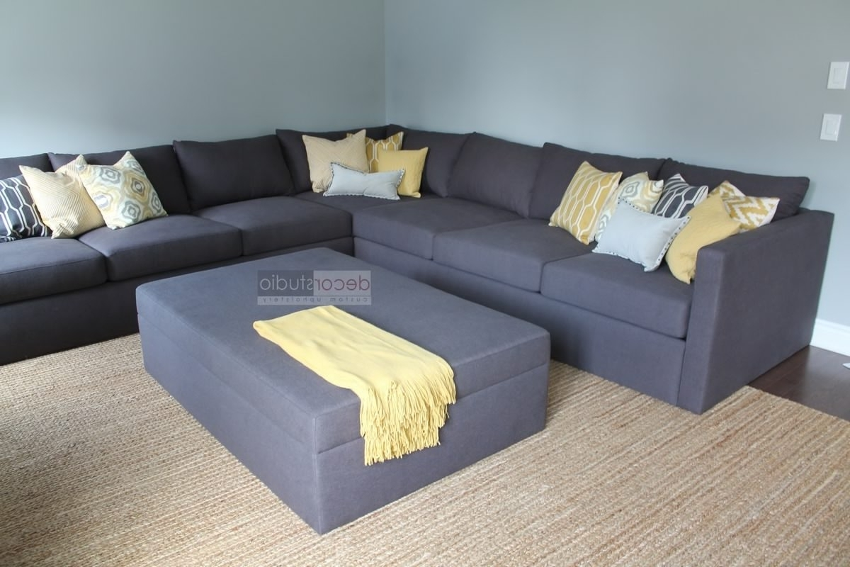 Latest Sectional Sofa Design: Customized Sectional Sofa Furniture Custom Regarding Custom Made Sectional Sofas (View 2 of 15)