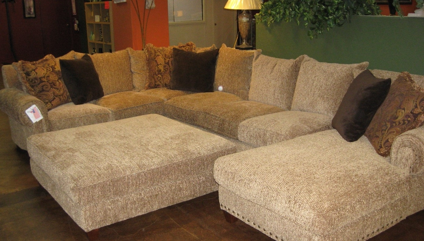 Latest Sectional Sofas In Stock Inside Niraj Shah Overstock Small Sectional Couch Overstock Stock Ethan (View 13 of 15)