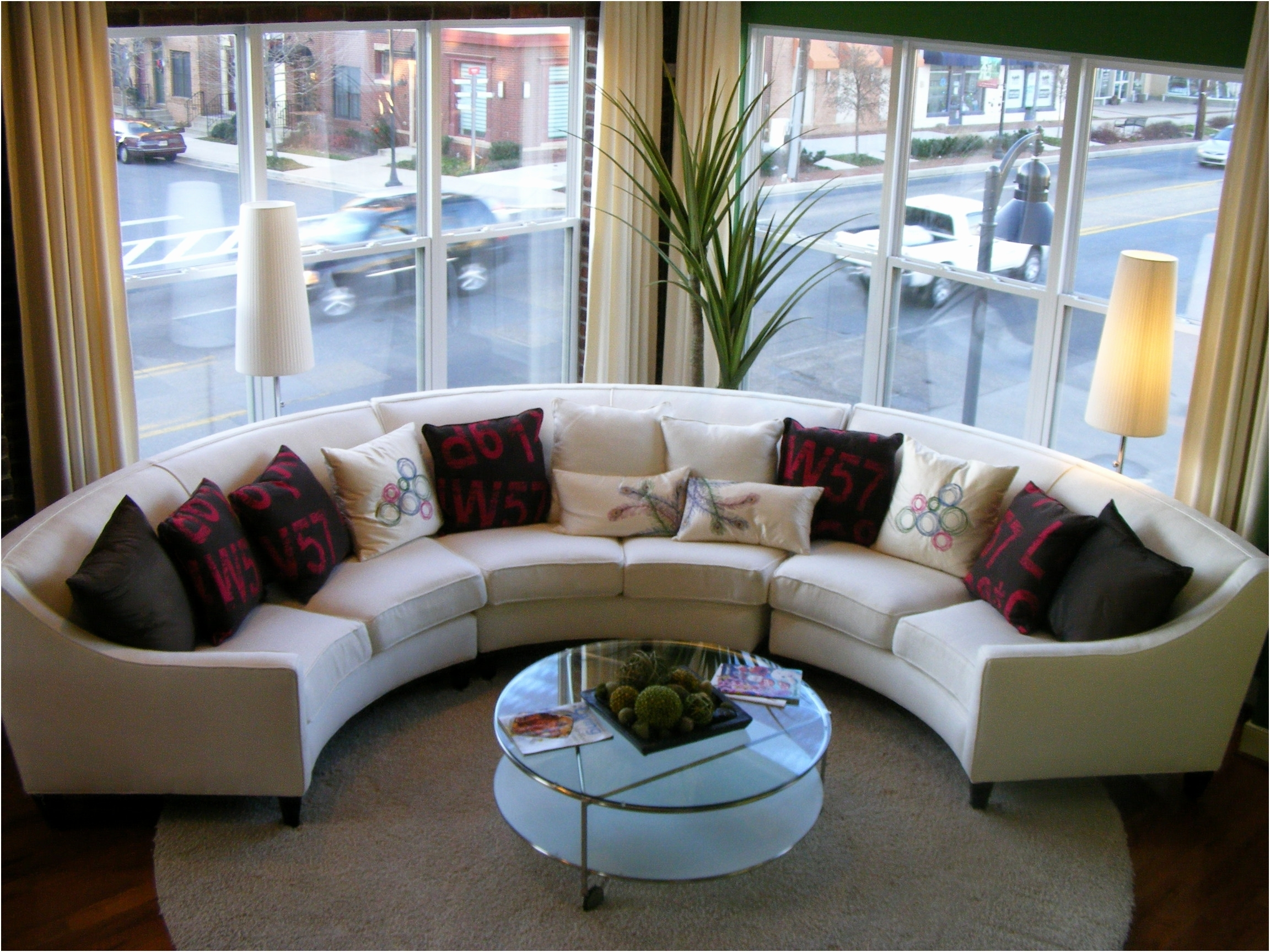 Latest Semicircular Sofas With Sectional Sofa For Sale Luxury Epic Semi Circular Sectional Sofa (View 11 of 15)