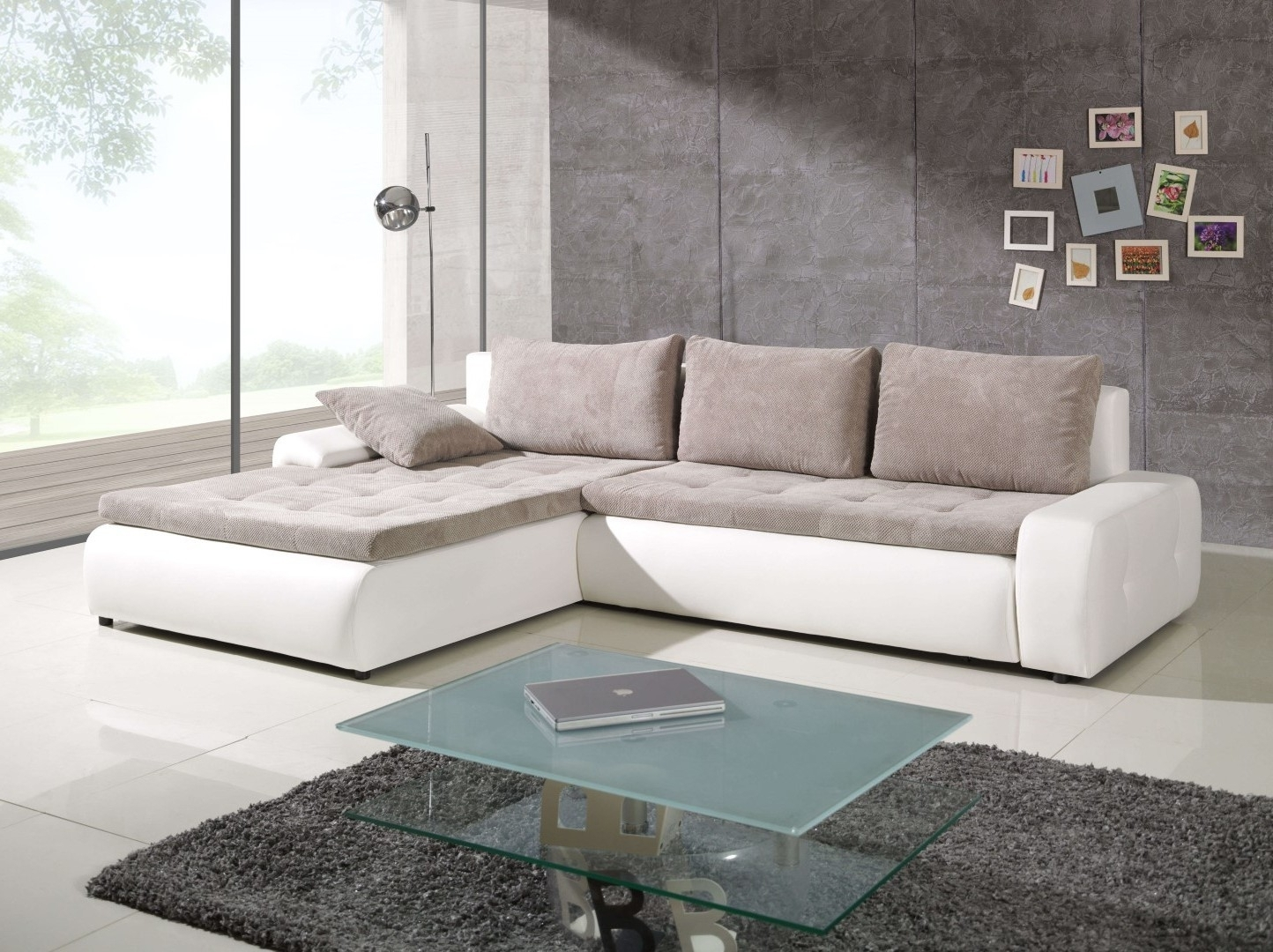 Latest Shop Galileo Sectional Sleeper Sofa With Storage Universal With Sectional Sofas With Sleeper (View 13 of 15)