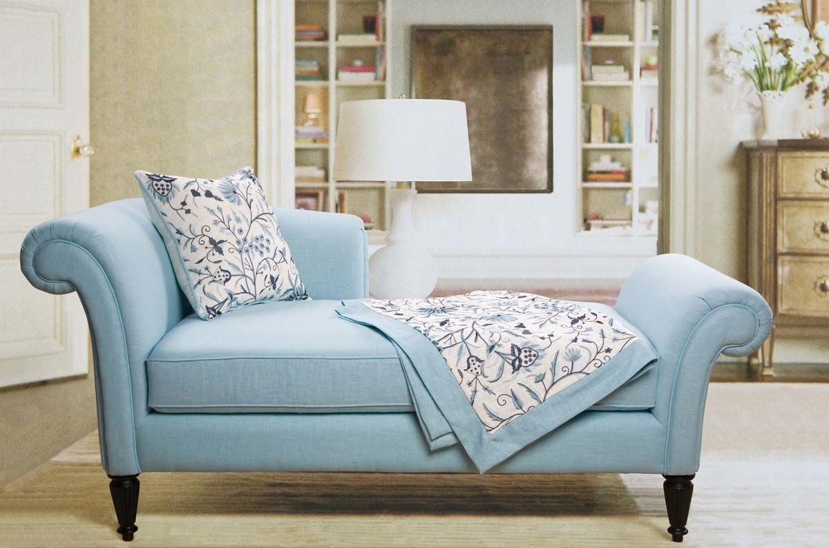 Latest Small Sofas And Chairs Intended For Sofa : Delightful Small Sofa For Bedroom Mesmerizing Couch Target (View 3 of 15)