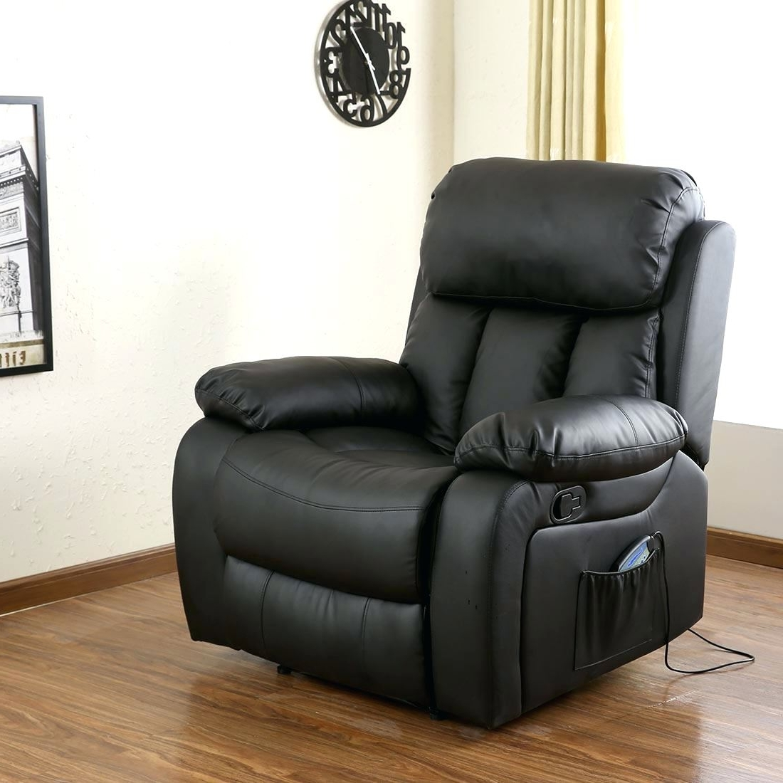 Latest Sofa Lounge Chair Black Accent Lounge Chair Sofa Bed Sofa Sleeper Within Varossa Chaise Lounge Recliner Chair Sofabeds (View 9 of 15)