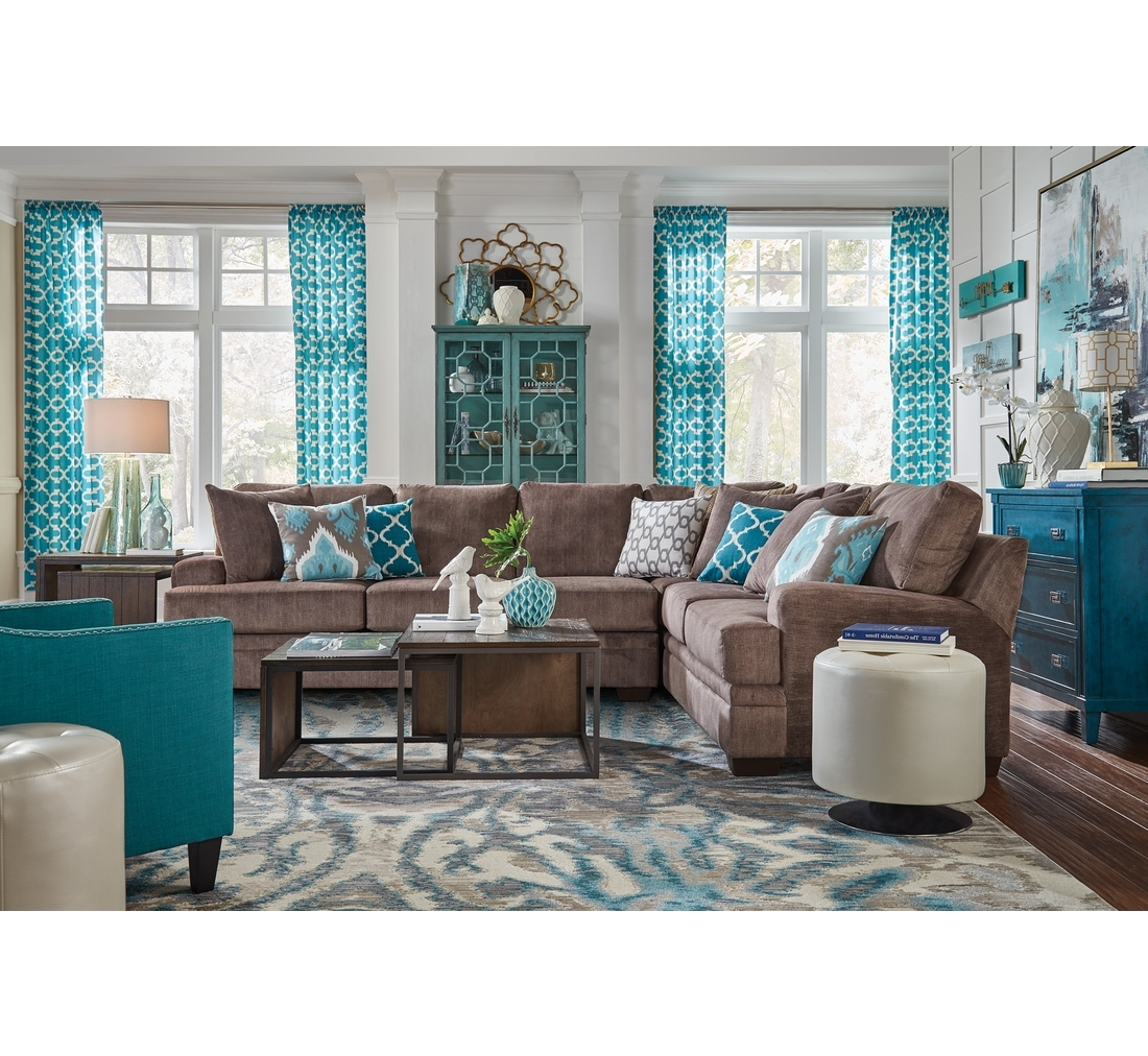 Latest Tanner 2Pc Sectional (View 8 of 15)
