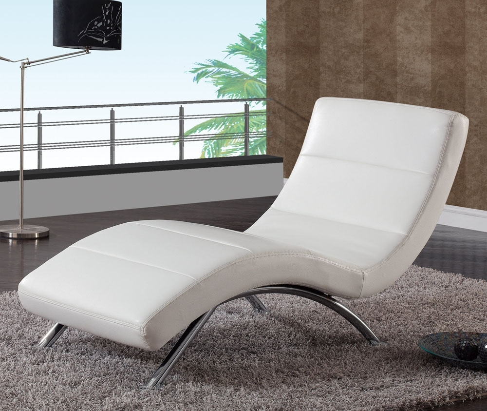 Latest Way To Clean Leather Chaise Lounge Chair — Jacshootblog Furnitures With Regard To White Chaise Lounge Chairs (View 4 of 15)