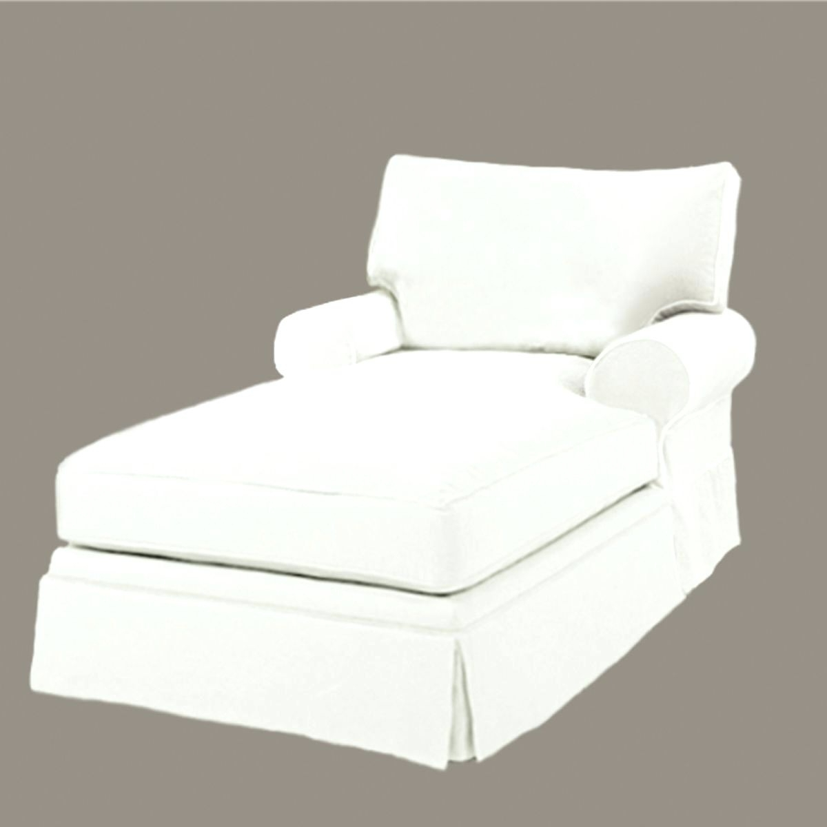 Latest White Indoor Chaise Lounges In Ana White Chaise Lounge Chair White Chaise Lounge Chairs Outdoor (View 7 of 15)