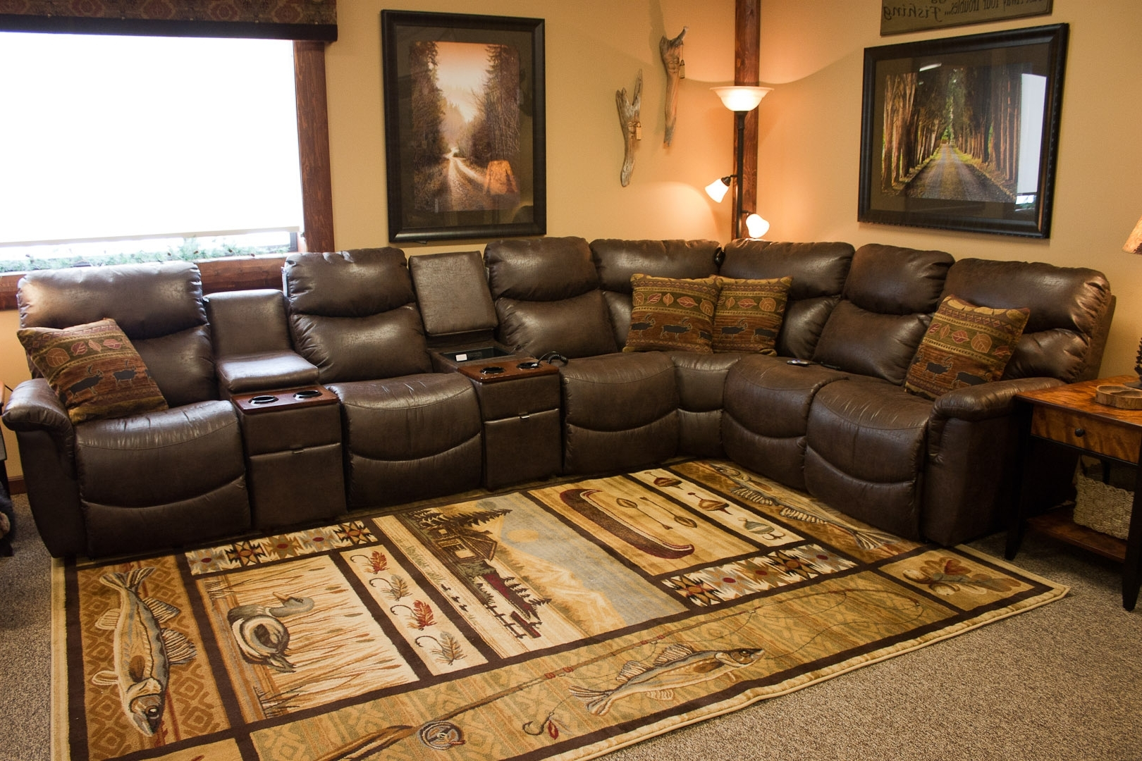Lazy Boy Sectional Sofas With Recliners For Most Popular Sectional Sofas At Lazy Boy (View 8 of 15)