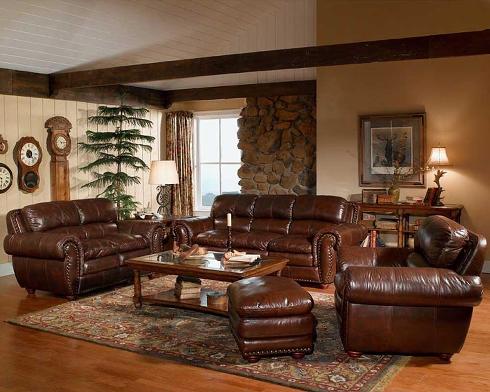 Leather Italia Usa Aspen Leather Sofa (View 10 of 15)