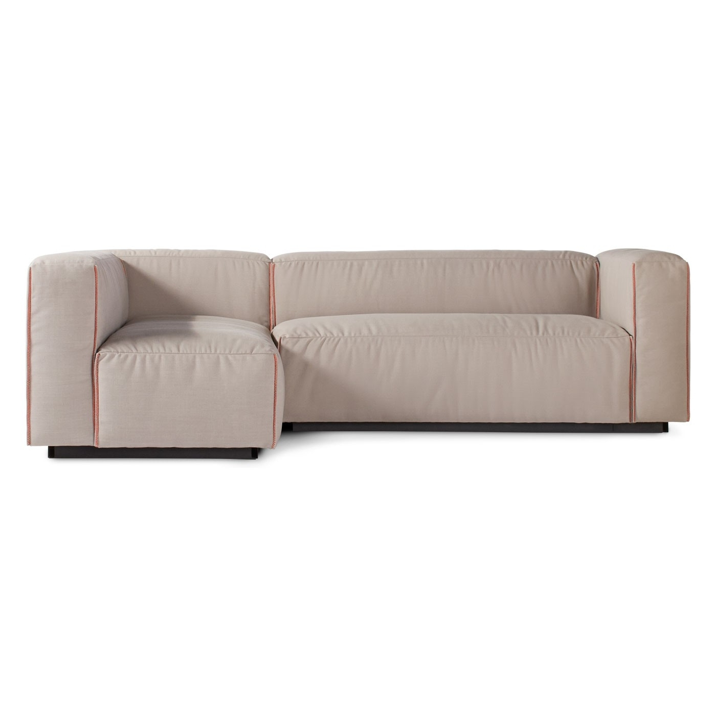 Leons Sectional Sofas Throughout Most Popular Sectional Sofa Design: Elegant Small Modern Sectional Sofa (View 7 of 15)