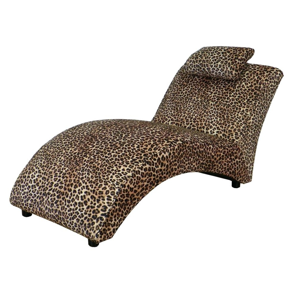 Leopard Chaise Lounges With Regard To Trendy Camp Hill Page 82: Accent Chaise Lounge (View 10 of 15)