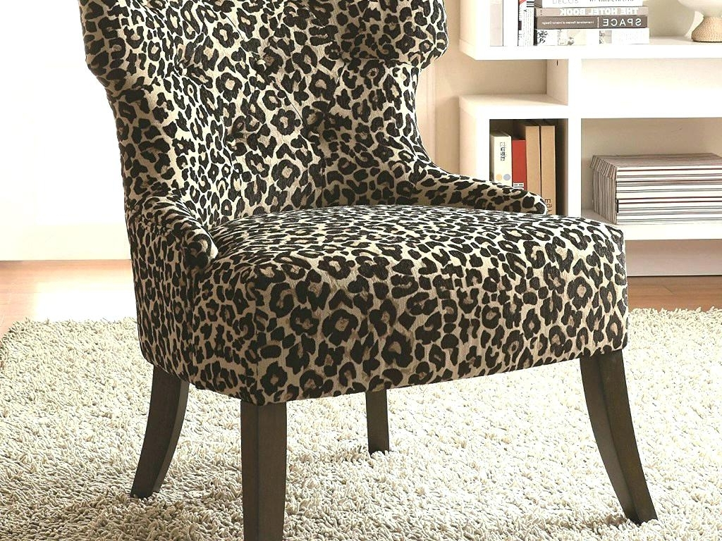 Leopard Print Lounge Chair • Lounge Chairs Ideas In Widely Used Zebra Print Chaise Lounge Chairs (View 10 of 15)