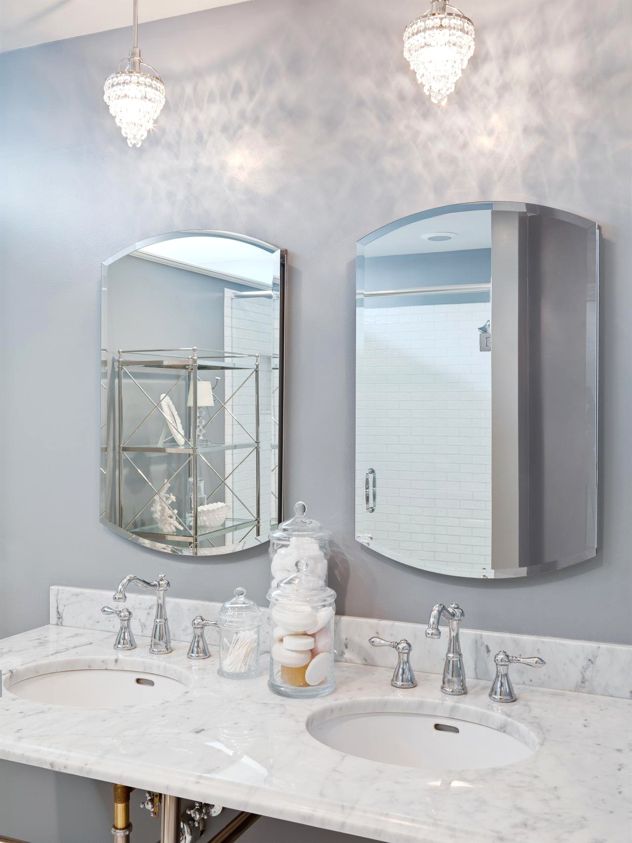 Light Bathroom In And Chandeliers For – Home And Interior In Most Popular Chandeliers For The Bathroom (View 12 of 15)