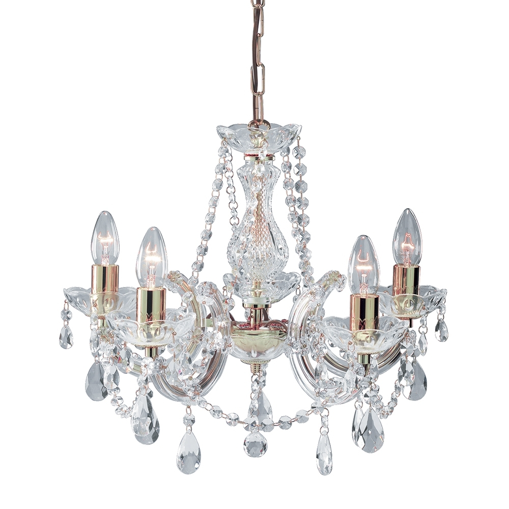 Lights 4 Living For Most Recently Released Crystal Gold Chandeliers (View 10 of 15)