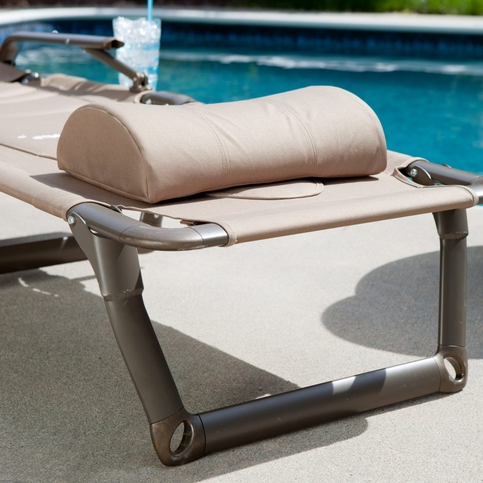 Lightweight Chaise Lounge Chairs Throughout Recent Outdoor : Chaise Lounge Outdoor Ikea Outdoor Fence Lighting Ideas (View 13 of 15)