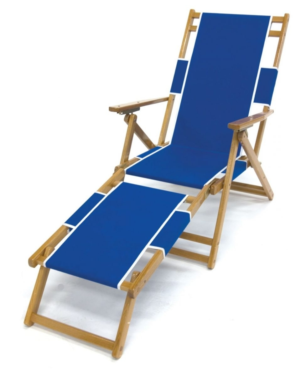 Lightweight Chaise Lounge Chairs Within Most Up To Date Tri Fold Beach Chair Recliner Lightweight Reclining With Umbrella (View 10 of 15)