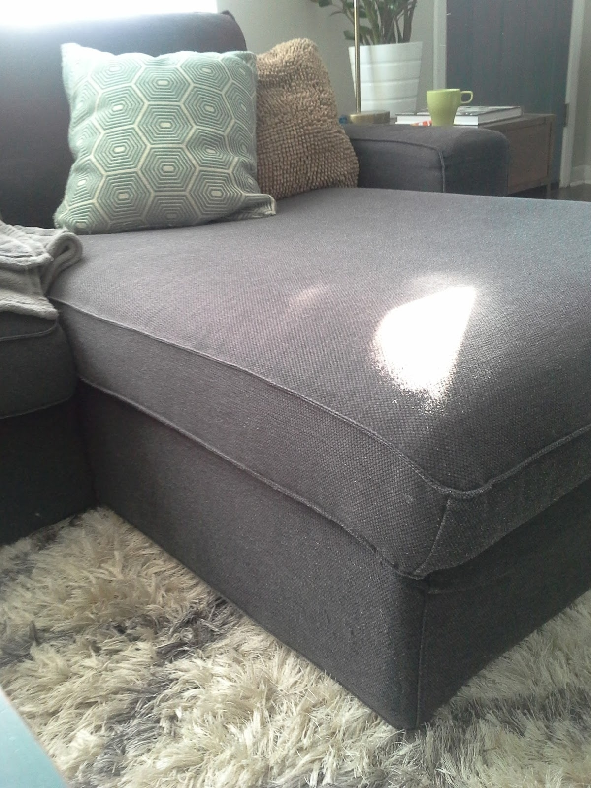 Lilly's Home Designs: Ikea Kivik Review Pertaining To Recent Ikea Kivik Chaises (View 10 of 15)