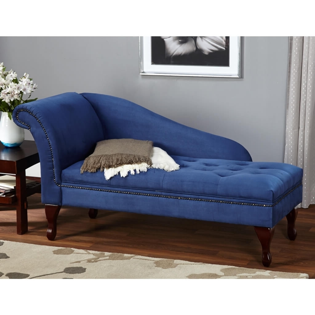 Linen Chaise Lounges Regarding Well Known Furniture: Appealing White Tufted Chaise Lounge – Tufted Chaise (View 8 of 15)