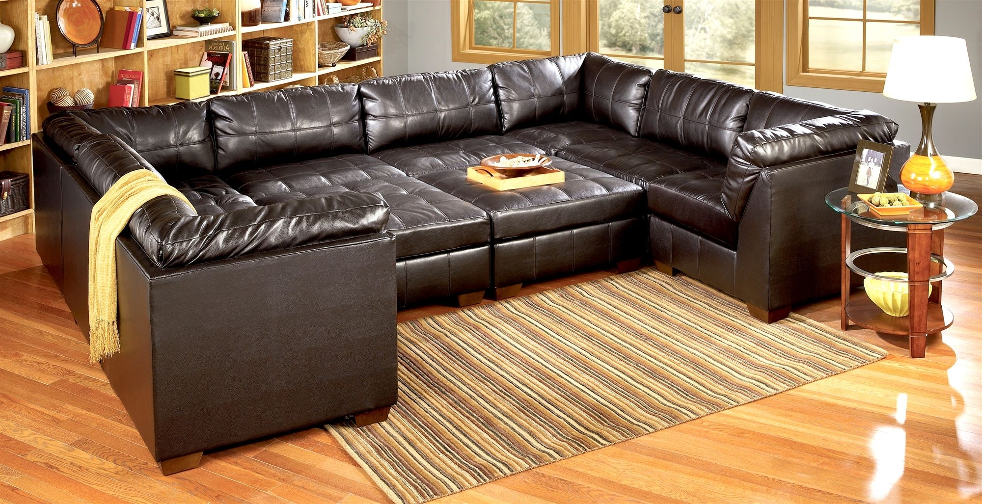 Living Room Furniture : Small Sectional Sofa Sectional Sofas Within Trendy Sectional Sofas For Small Doorways (View 8 of 15)