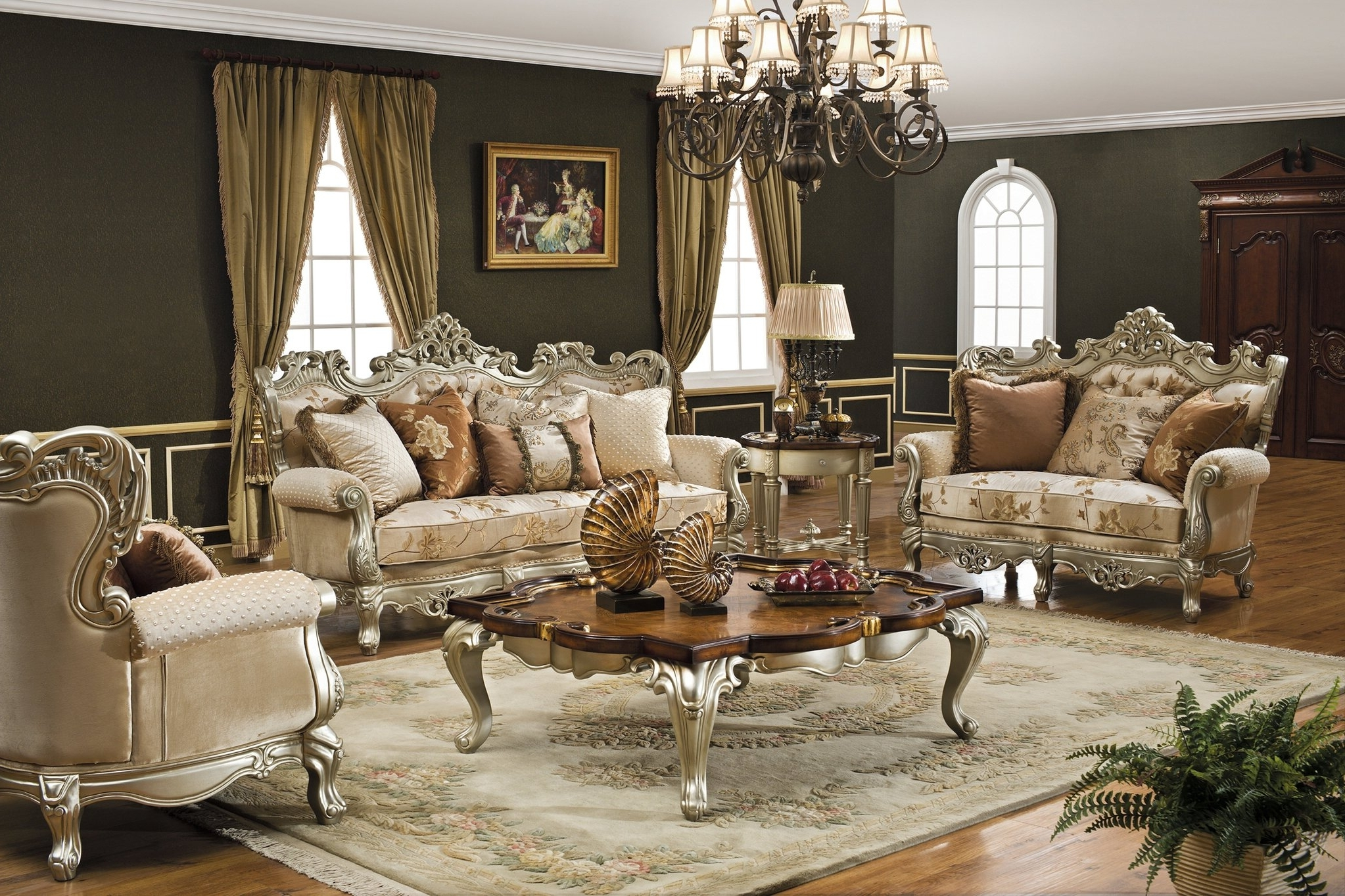 Living Room : Living Room Furniture Sets Sofas Couches Also With Inside Best And Newest Elegant Sofas And Chairs (View 11 of 15)
