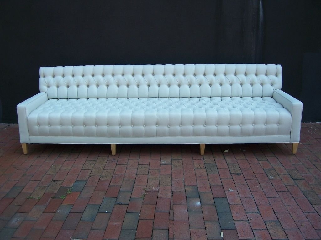 Long Modern Sofas Inside Recent Couch: Stunning Extra Long Couches Extra Long Sofa For Sale, Extra (View 7 of 15)