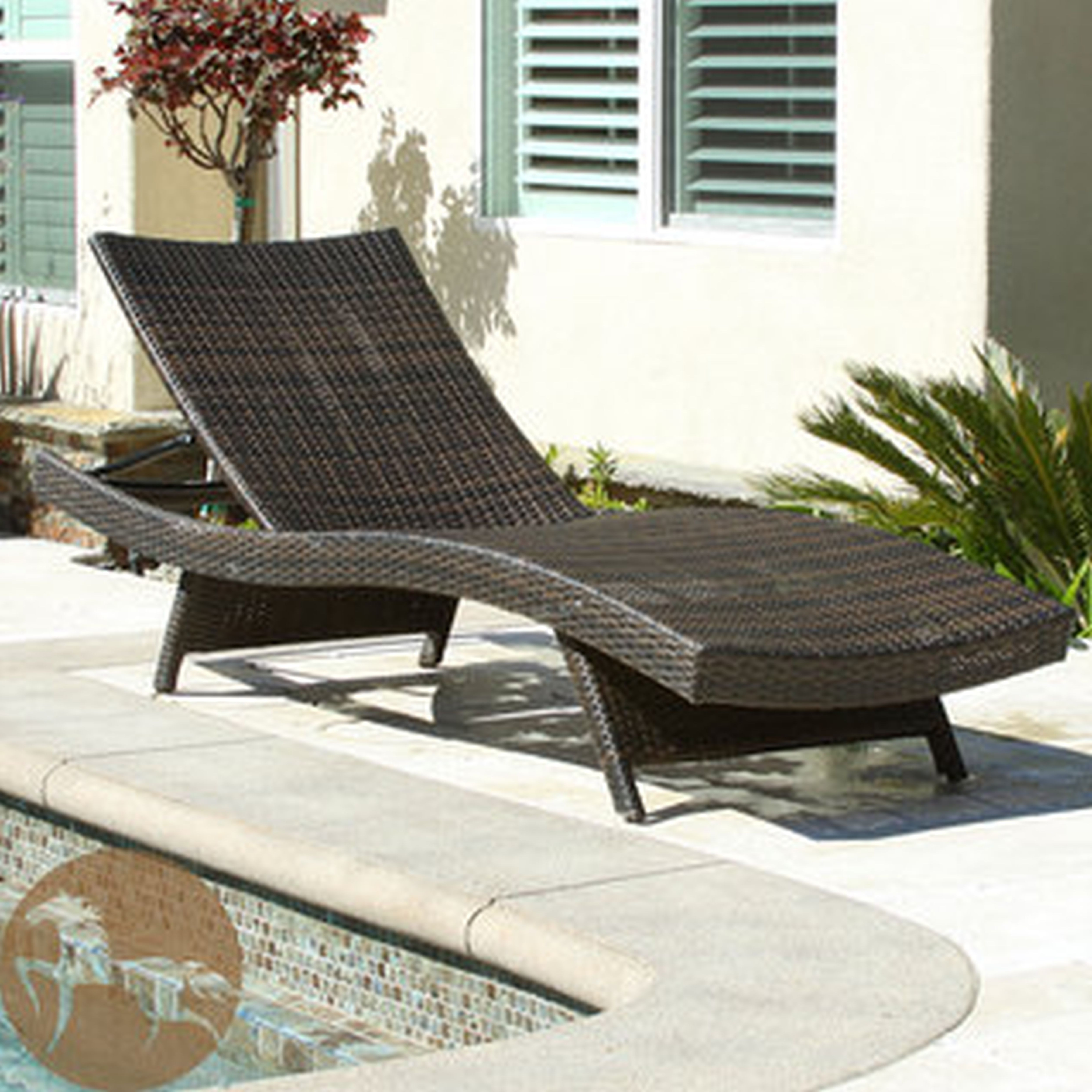 Lounge Chair : Outdoor Chairs Patio Chaise Lounge Outdoor Lounge Within Most Popular Pool Chaise Lounges (View 5 of 15)