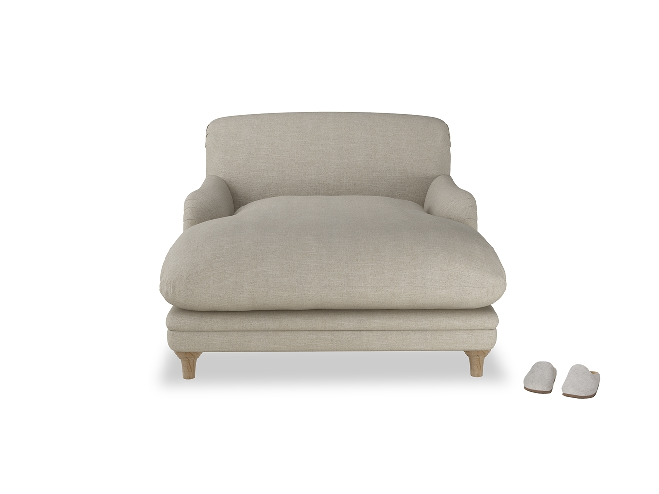 Love Seat Chaise (View 4 of 15)