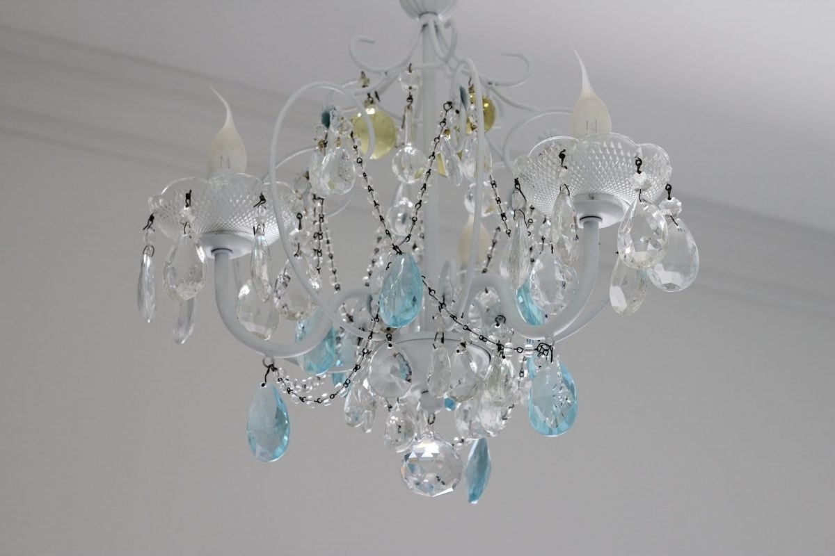 Featured Photo of Chandelier Light Fixture For Ceiling Fan