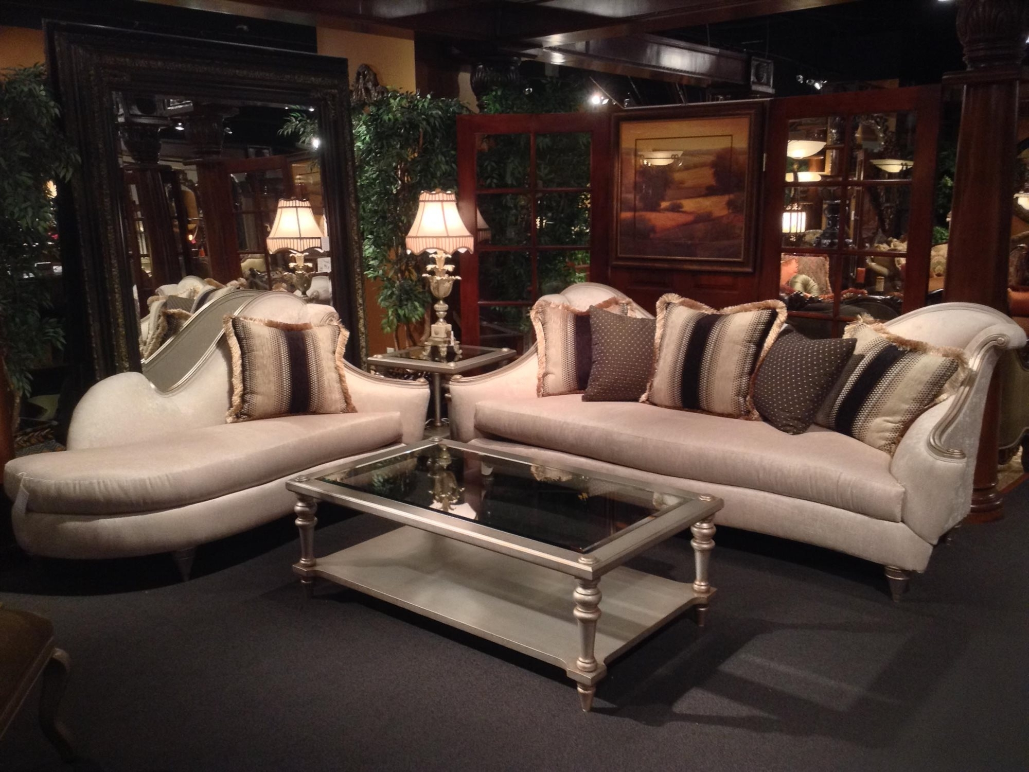 Featured Photo of Sofa And Chaise Sets