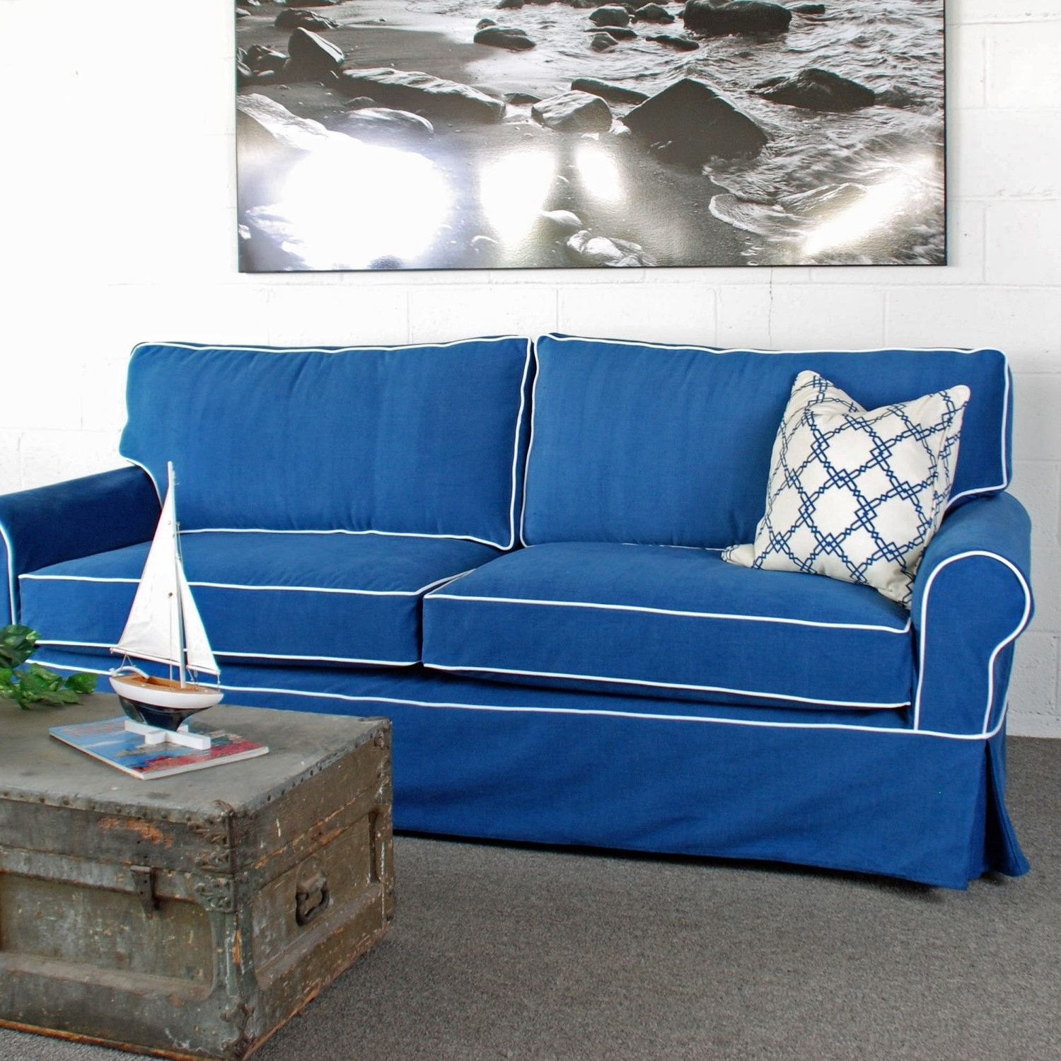 Lovely Washable Slipcovered Sofas 11 For Your Modern Sofa Pertaining To Well Liked Washable Sofas (View 8 of 15)
