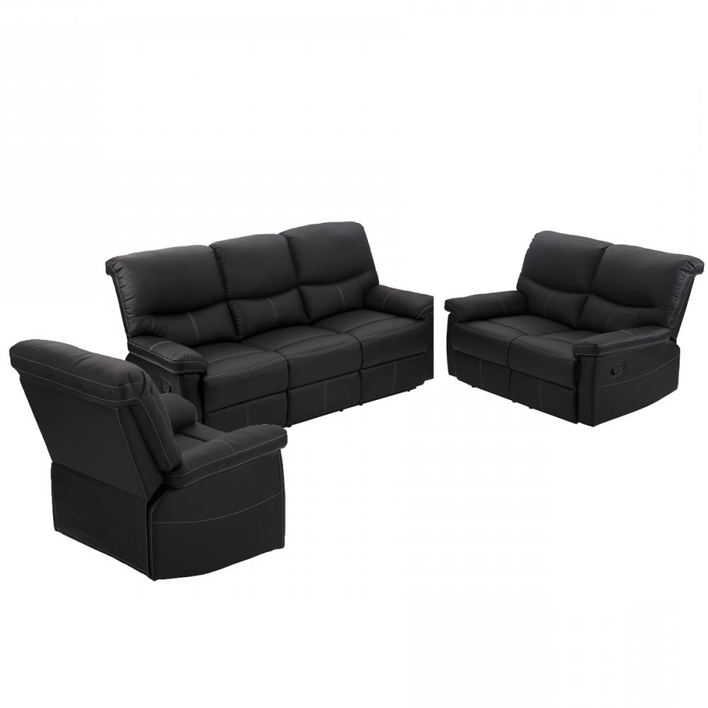 Loveseat Chaise Couch Recliner Sofa Chair Leather Accent Chair Pr Pertaining To Recent Loveseat Chaises (View 8 of 15)