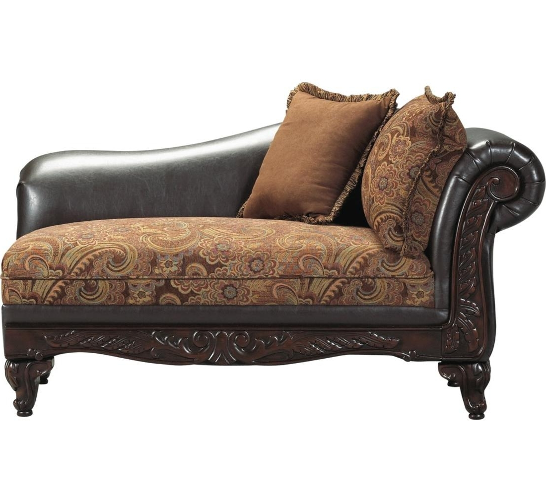 Loveseat Chaise Lounges Within Most Recently Released Versailles Chaise (View 5 of 15)