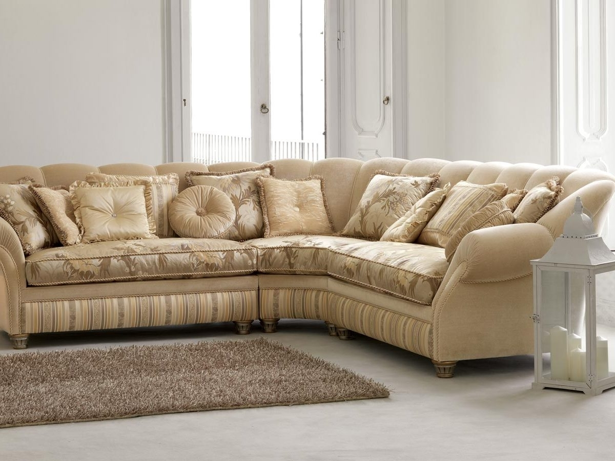 Luxury Classic Sofa Luxury Sectional Sofas Furniture Throughout 2017 High End Sectional Sofas (View 8 of 15)