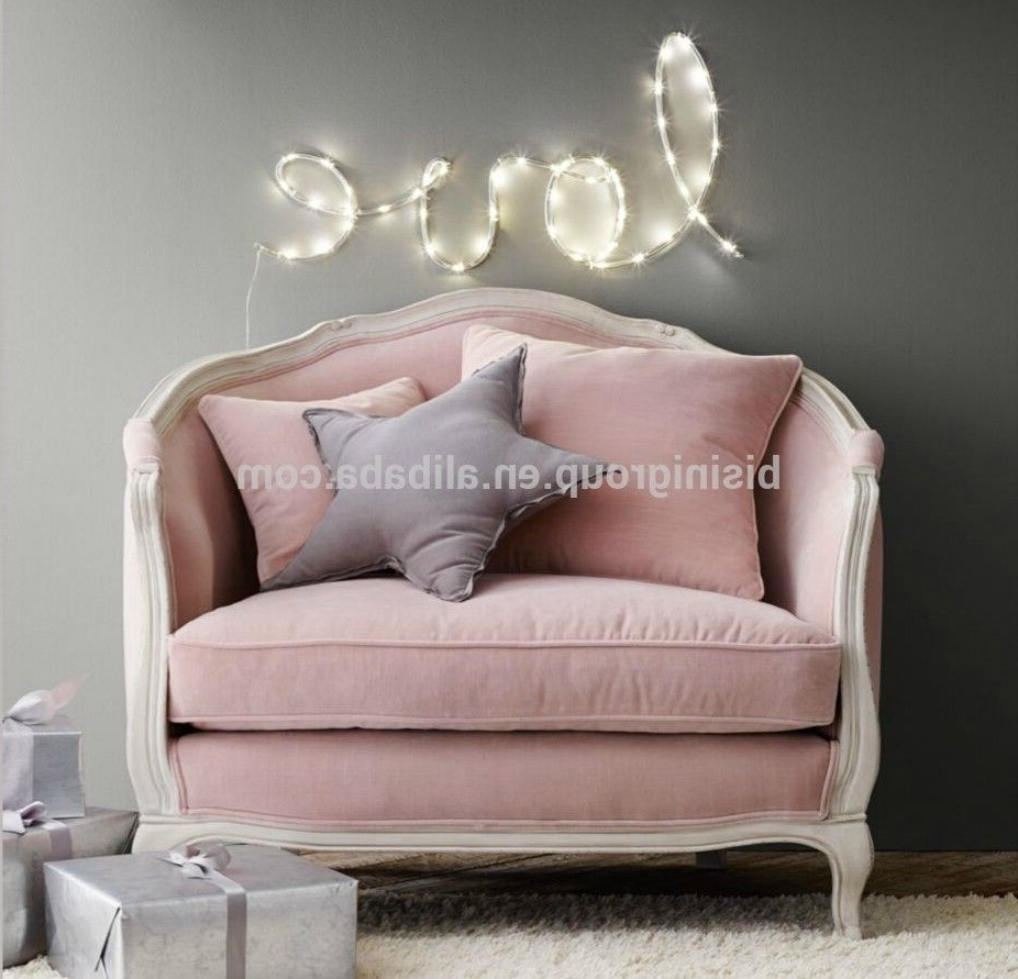 Luxury Solid Wooden Sofa Set Design,kids Party & Bedroom Sofa Intended For Most Current Sofa Chairs For Bedroom (View 4 of 15)