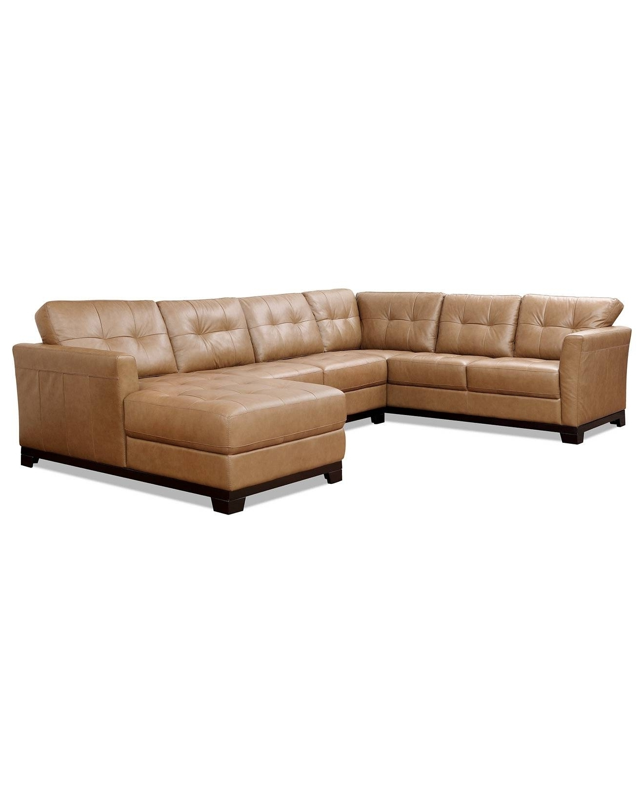 Macys Leather Sofas In 2018 Leather Sectional Sofa Macys • Leather Sofa (View 8 of 15)