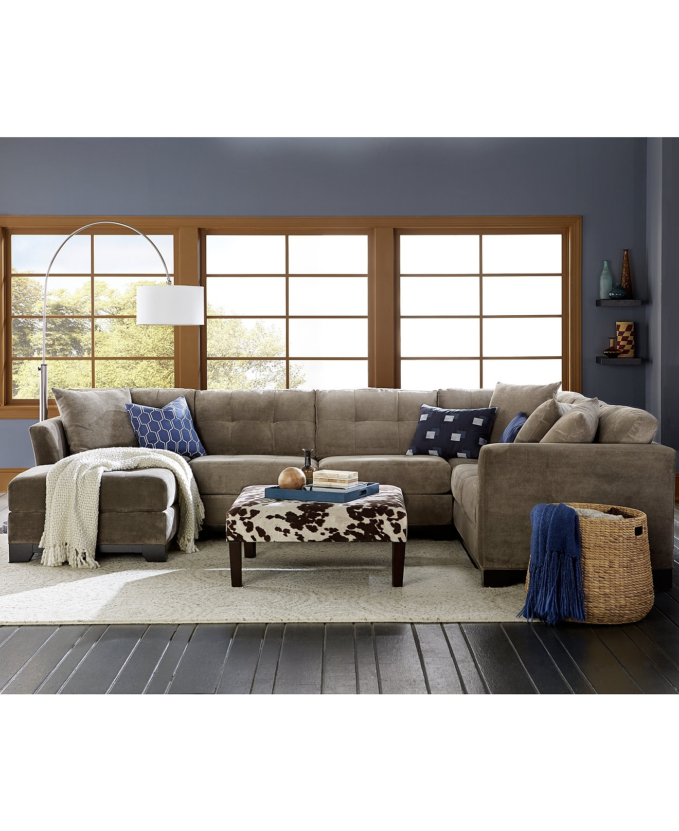 Macys Sectional Sofas With Latest Sofas: Elegant Living Room Sofas Designmacys Sectional Sofa (View 10 of 15)