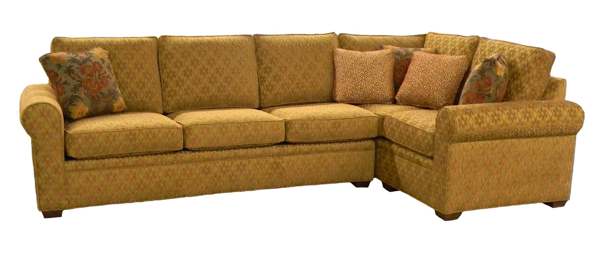 Made In North Carolina Sectional Sofas Throughout Famous Photos Examples Custom Sectional Sofas Carolina Chair Furniture (View 5 of 15)