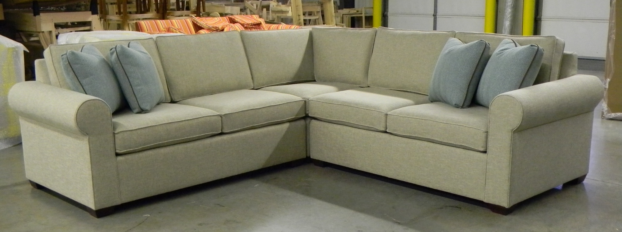 Featured Photo of Made In North Carolina Sectional Sofas