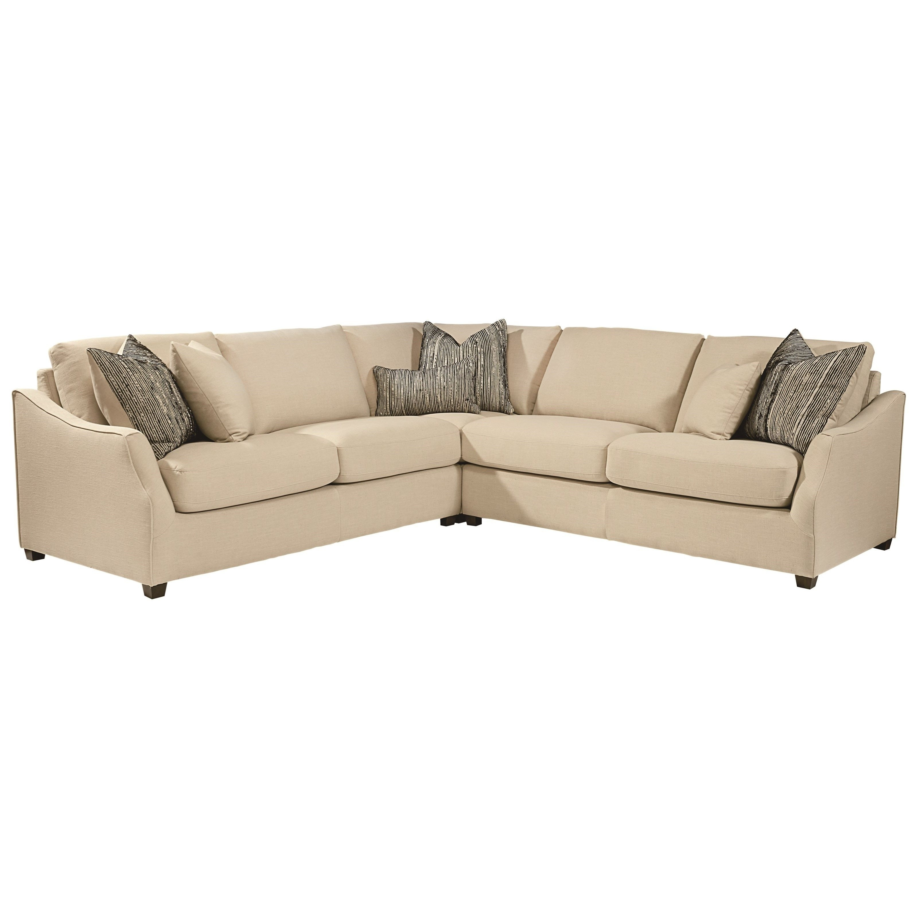 Magnolia Homejoanna Gaines Homestead Three Piece Sectional In Well Liked Minneapolis Sectional Sofas (View 4 of 15)