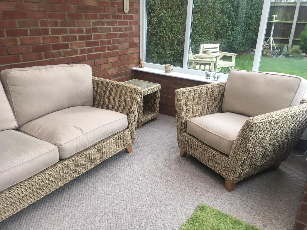 Marks And Spencer Sofas And Chairs Pertaining To Most Up To Date Marks And Spencer Conservatory Furniture Set (View 1 of 15)