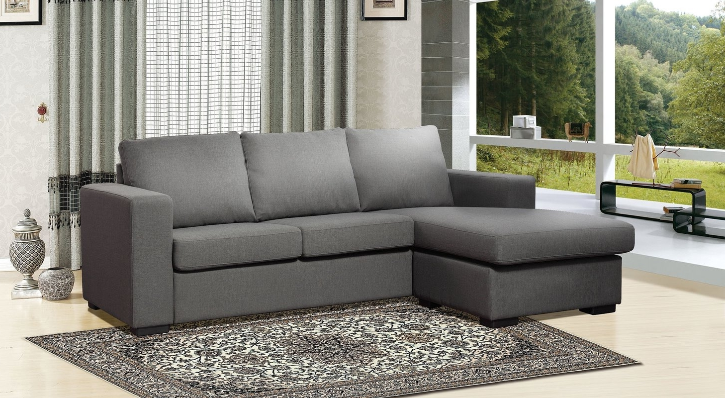 Mercury Row Osby Chaise Reversible Sectional & Reviews (View 6 of 15)