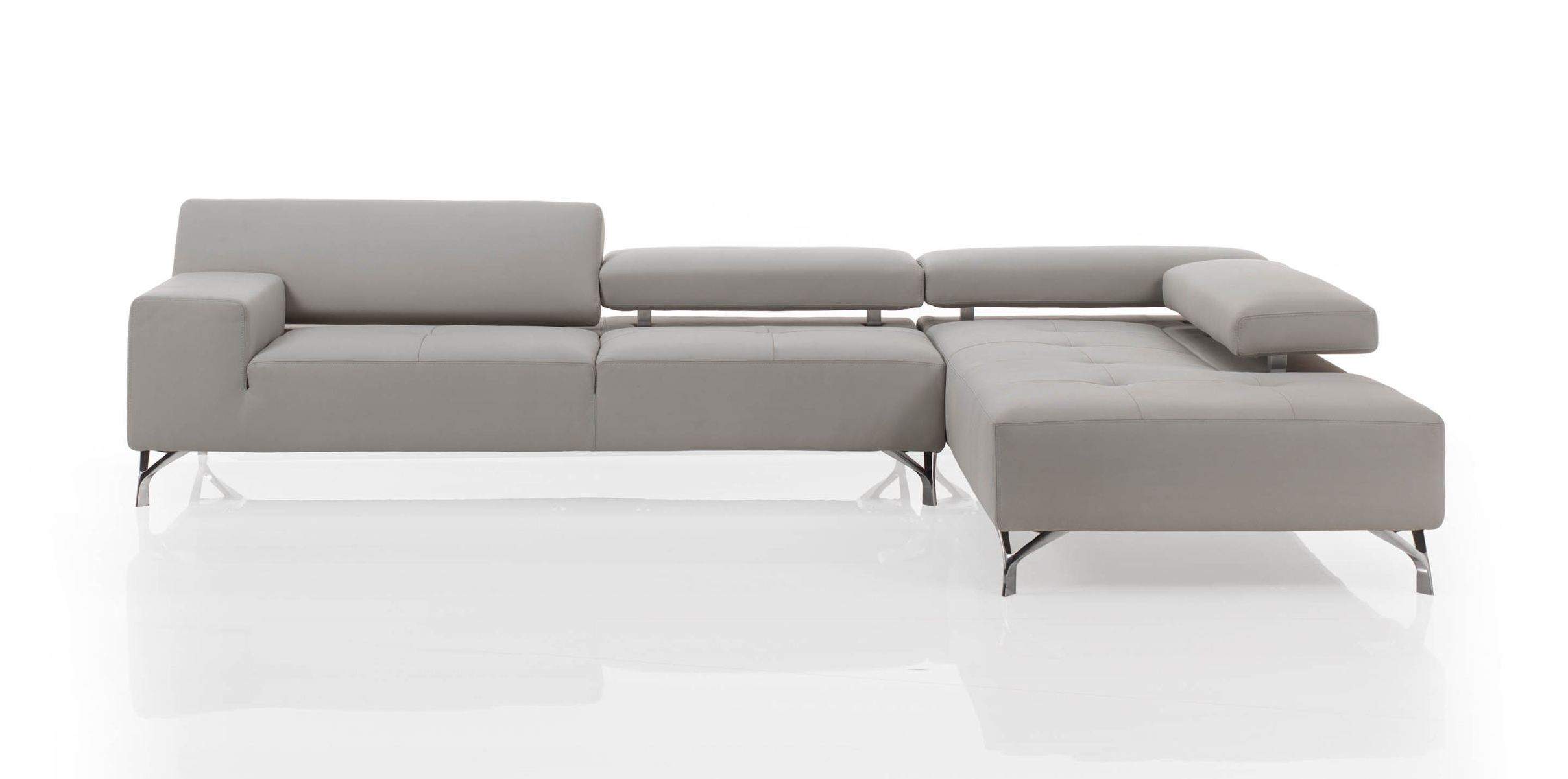 Miami Modern Sectional Sofa (View 2 of 15)