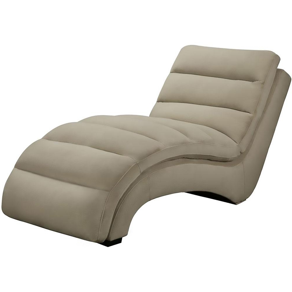 Microfiber Chaise Lounges In Preferred Cambridge Savannah Tan Microfiber Chaise Lounge 981701 Tn – The (View 4 of 15)