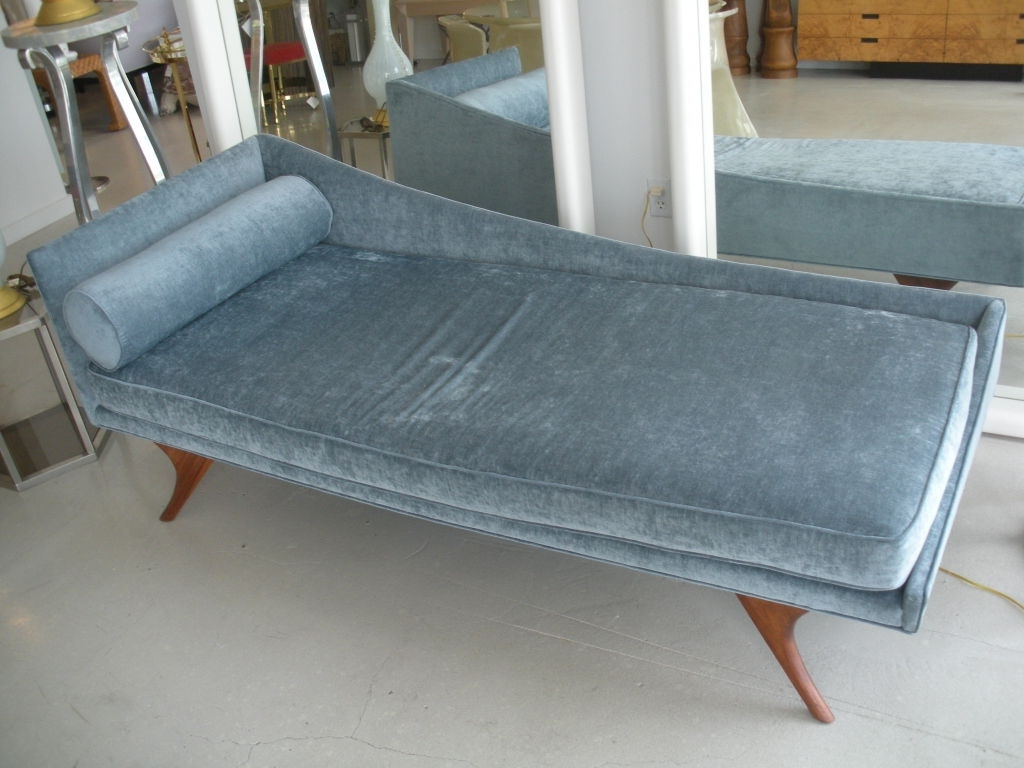 Mid Century Chaise Lounges For Most Up To Date Mid Century Modern Chaise Lounge (View 8 of 15)