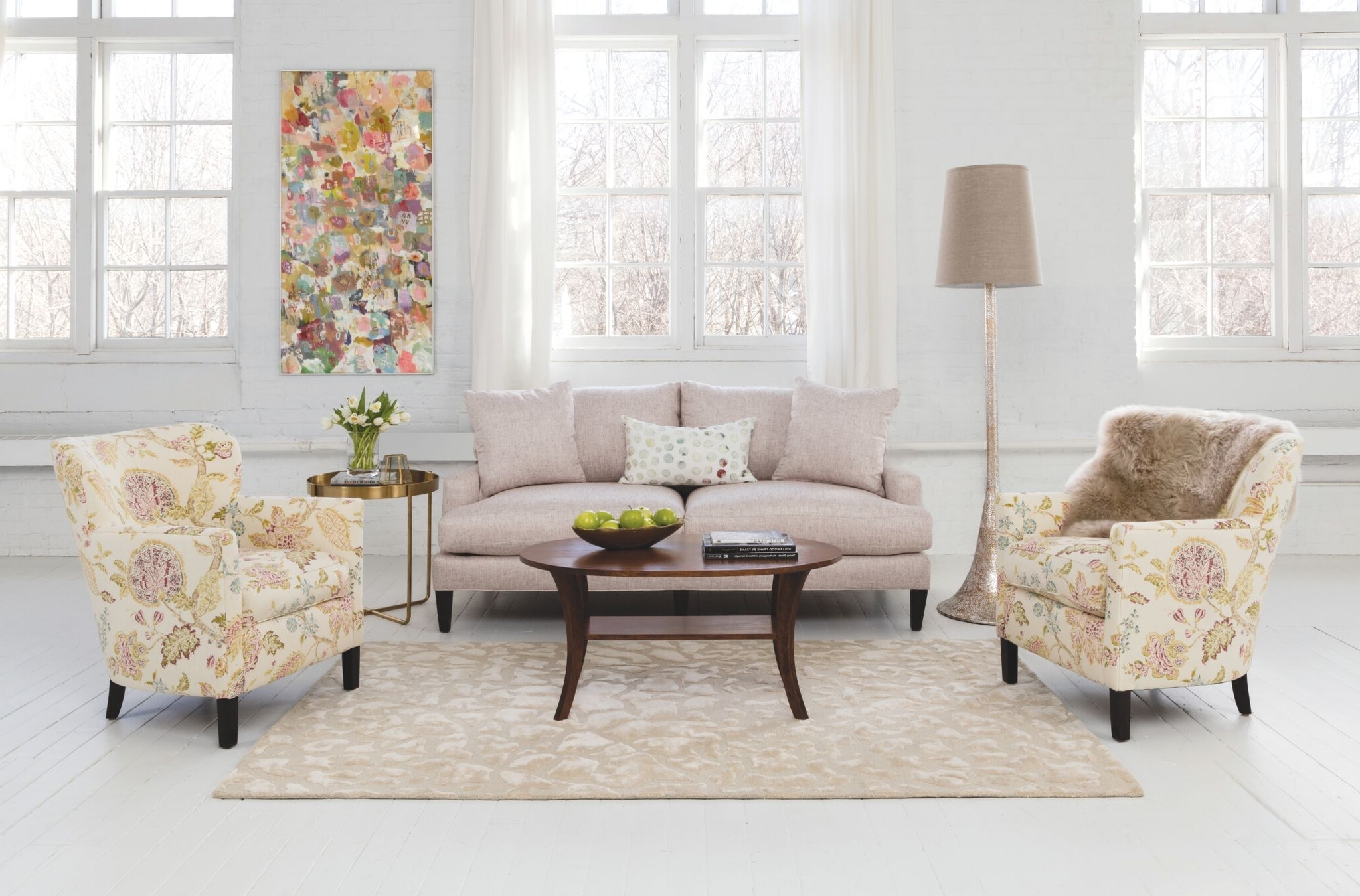 Mid Range Sofas Within Best And Newest How Much Does A Fabric Couch Cost? – Circle Furniture Blog (View 9 of 15)