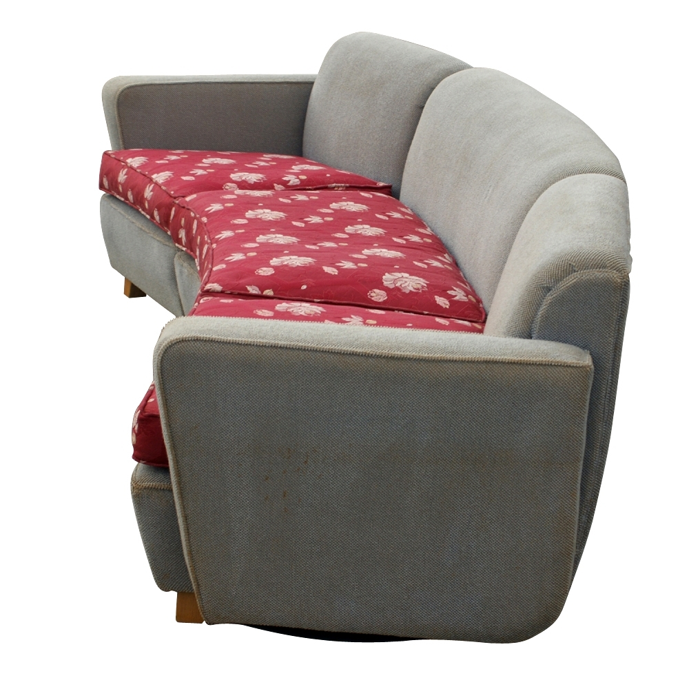 Midcentury Retro Style Modern Architectural Vintage Furniture From Pertaining To Latest Stratford Sofas (View 5 of 15)