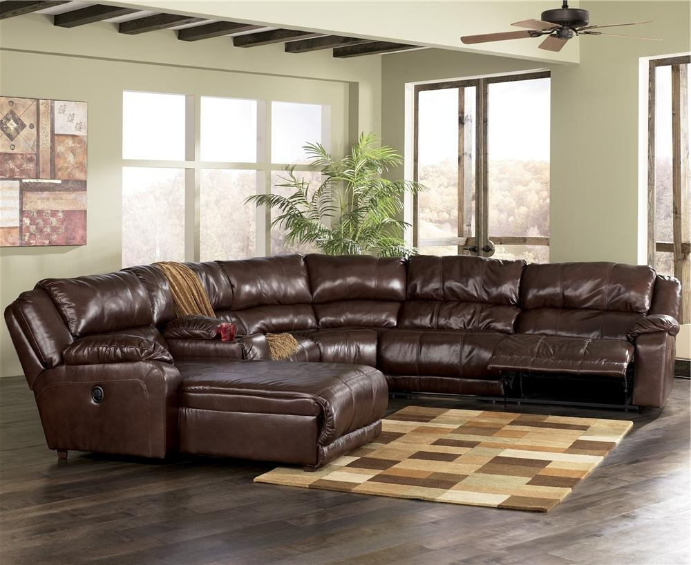 Millennium Braxton – Java Modular Sectional With Chaise – Ahfa With 2017 Hattiesburg Ms Sectional Sofas (View 3 of 15)
